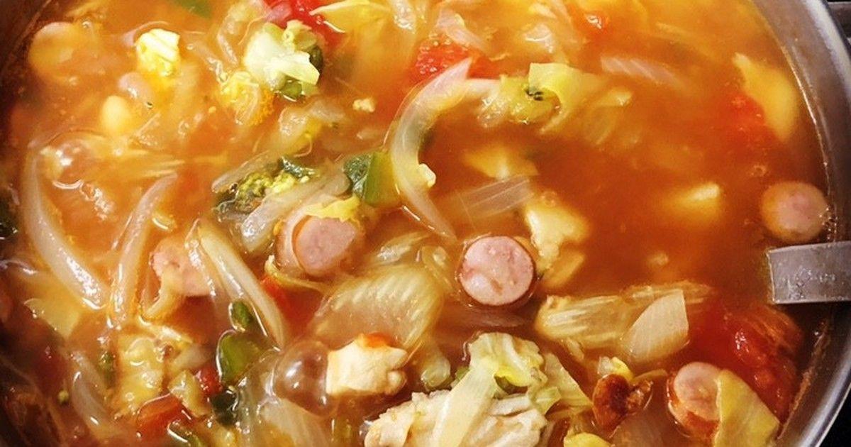 ダイエット 脂肪 成功 スープ 燃焼