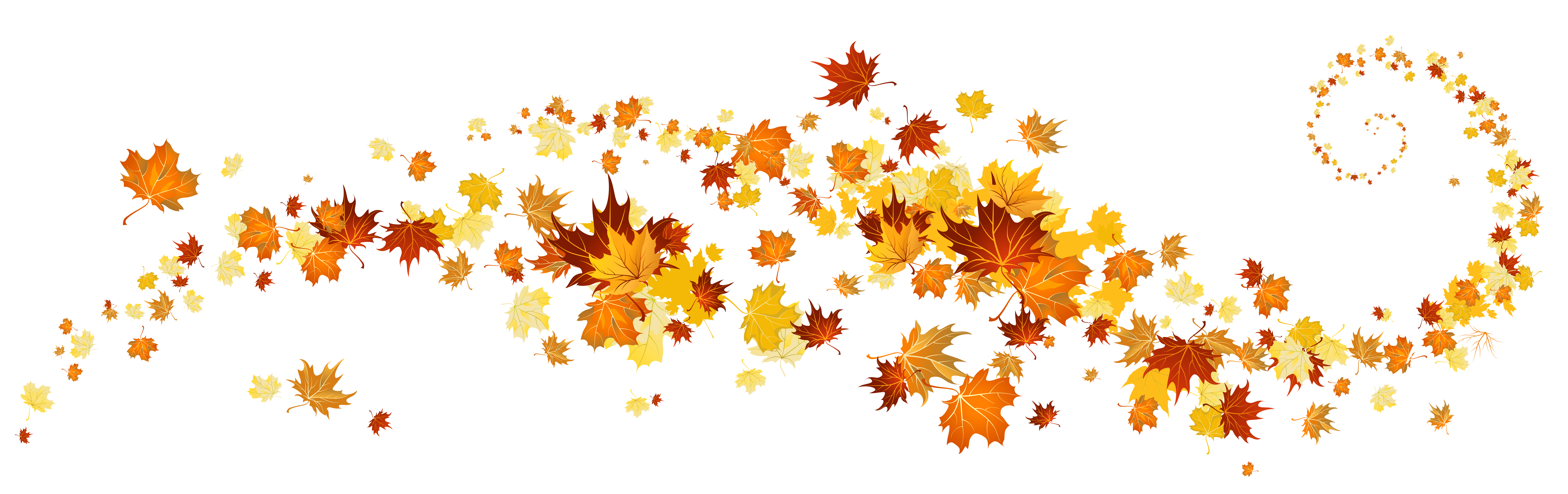 autumn leaves decoration png clipart gallery yopriceville high rh pinterest co uk free clipart images autumn leaves free clip art fall leaves border