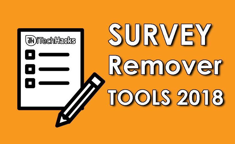 Survey Remover Online Tools 2019 Are The Key Ways By Which You Can Easily Bypass Surveys And To Get The Download Links Fi In 2020 How To Remove Surveys Online Surveys