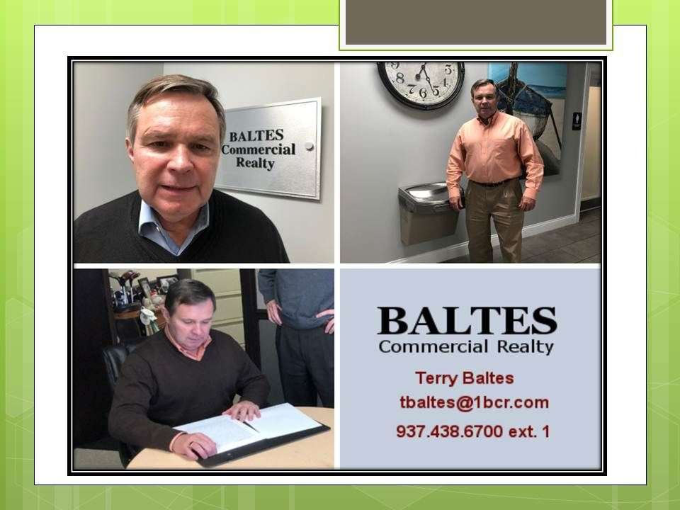 Terry Baltes Works With Buyers And Sellers In The Dayton Ohio Area And Has Successfully Helped Many Different Parties Obtain The Self Storage Commercial Terry
