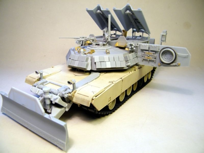 1/35 M1 ABV (Assault Breacher Vehicle)