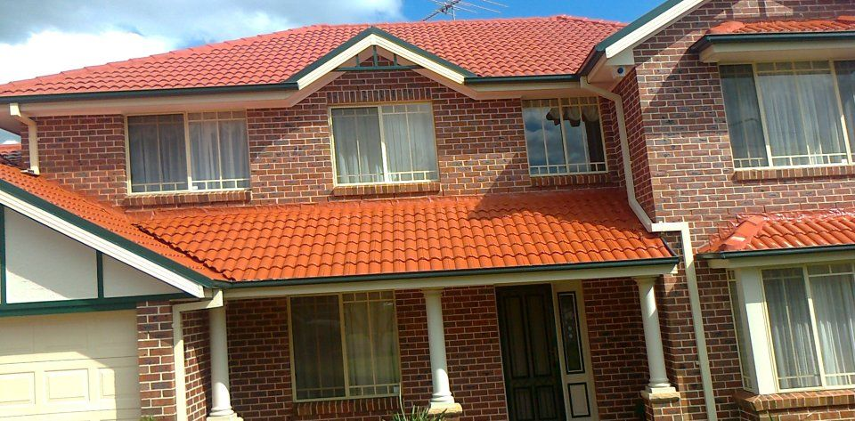 Sydney Roof Restoration Roof Cleaning Roof Paint
