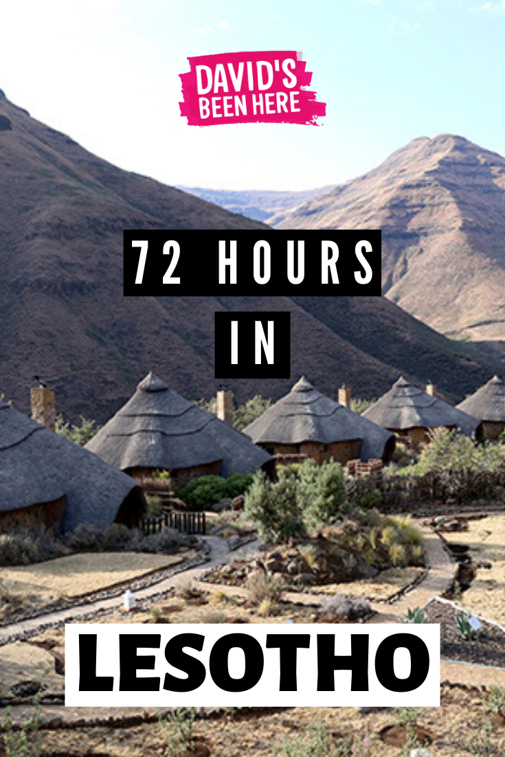 72 Hours In Lesotho Lesotho Travel Africa Travel Lesotho