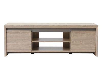 Meuble TV - INDO décor acacia - code article  478355 Apparts - Meuble Tv Avec Rangement