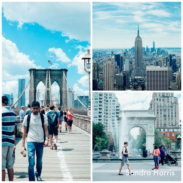 A well done guide of everything to see, do, and eat in NYC from Raincoast Cottage Creative Salon