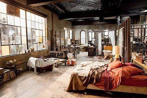 Loft Decorating Ideas Loft Living Warehouse Living