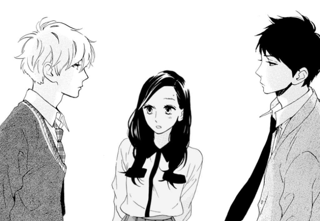 Kt Qu Hnh Nh Cho Love Triangle Manga  Love Triangle -3925