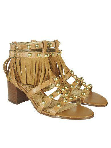 58582e2684bc0 SAM EDELMAN Sam Edelman Shaelynn Fringe Gladiator Sandals.  samedelman   shoes  sandals