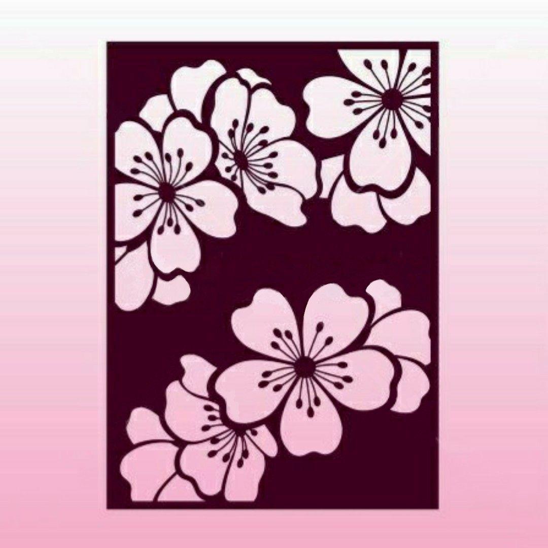 Pin By Dawan Turner On Japanese Art Sakura Art Flower Drawing Japanese Cherry Blossom