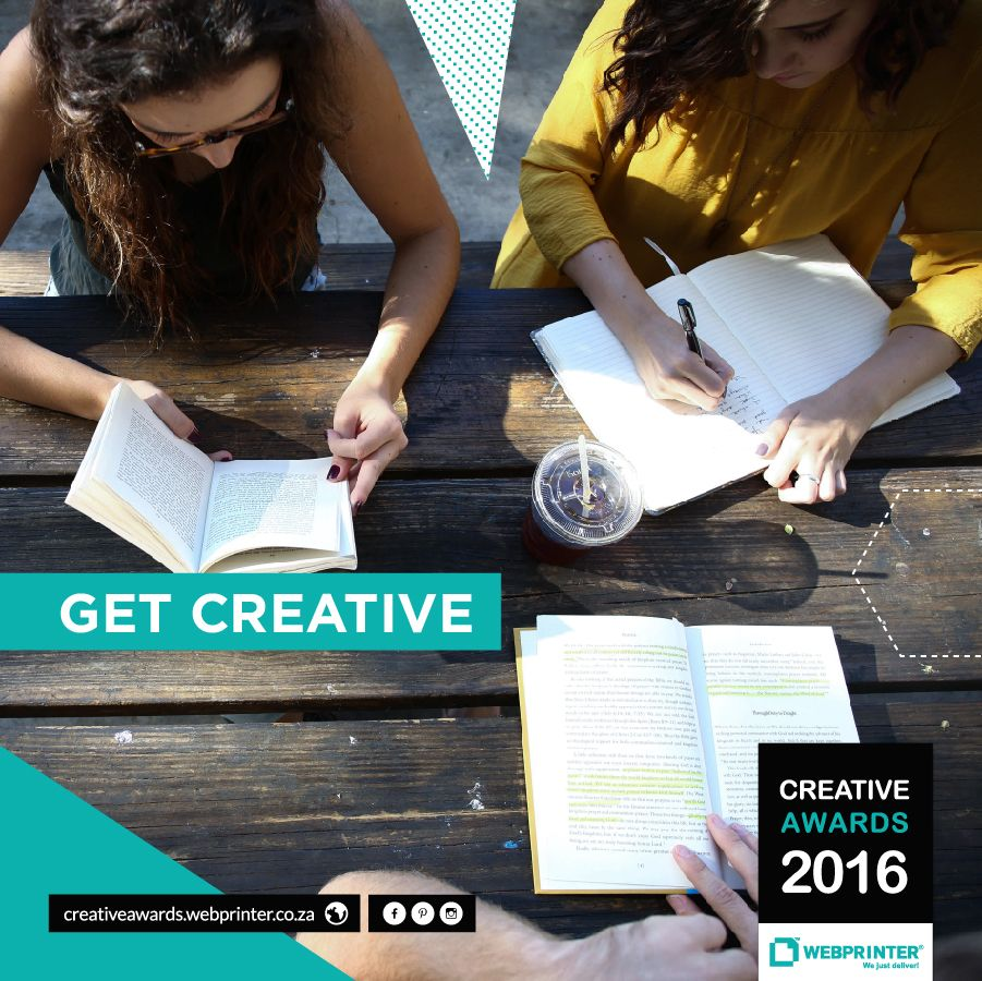 Design Students: Entries are streaming in for this years Creative Awards! Have you entered yet? :) Enter here: http://creativeawards.webprinter.co.za/ #SaveWater