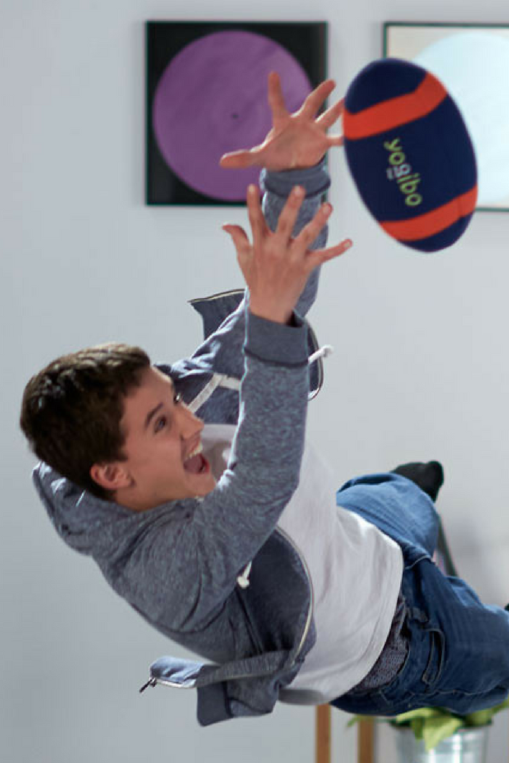 Be the first to review this product The Yogibo Football is