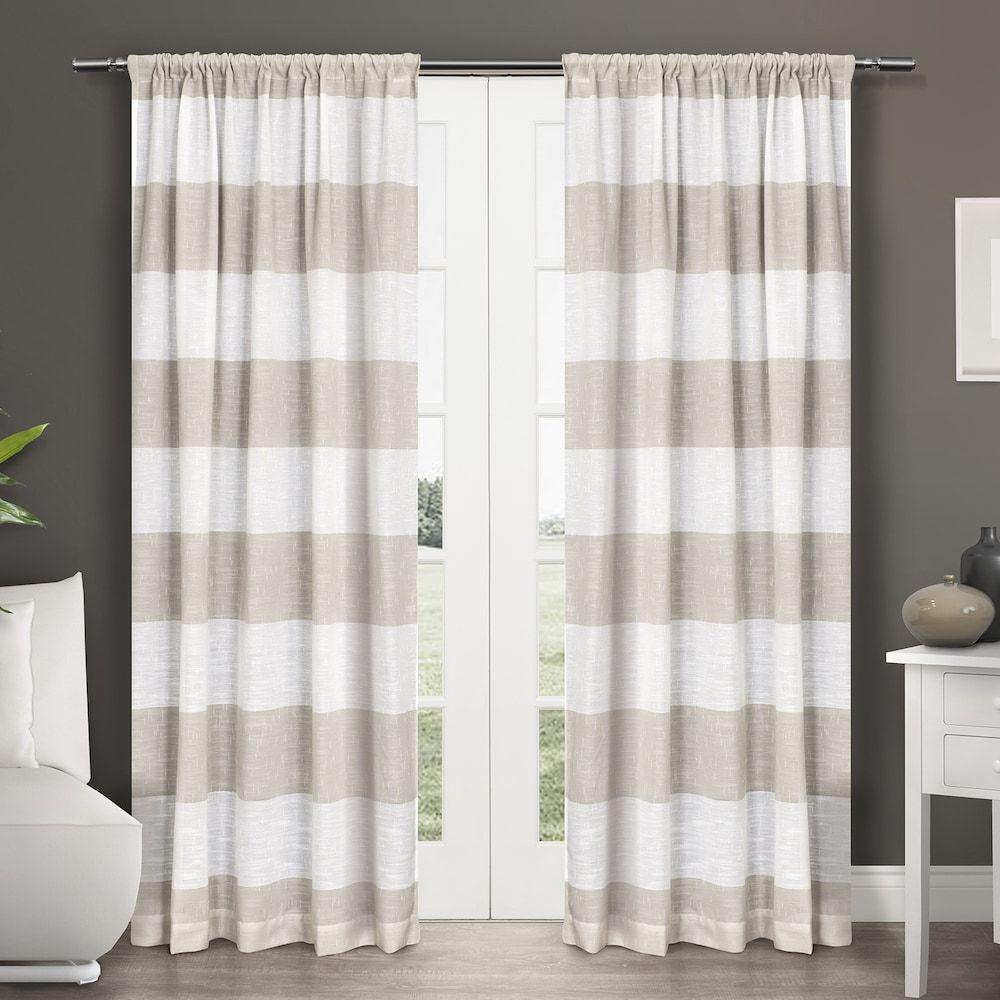 Exclusive home pack darma window curtains beiggreen beigkhaki
