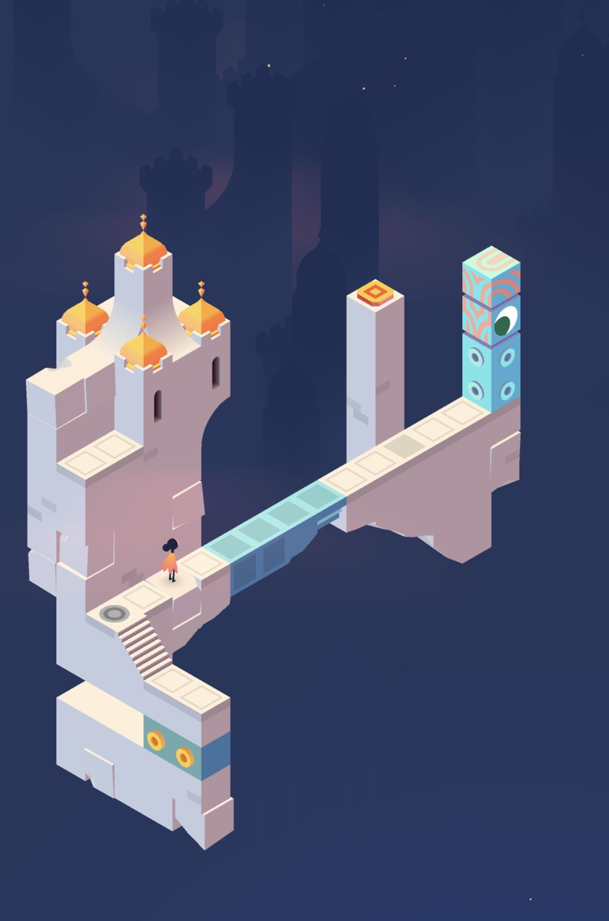 Ro And Totem In Mv2 Monument Valley 2 With Images Monument