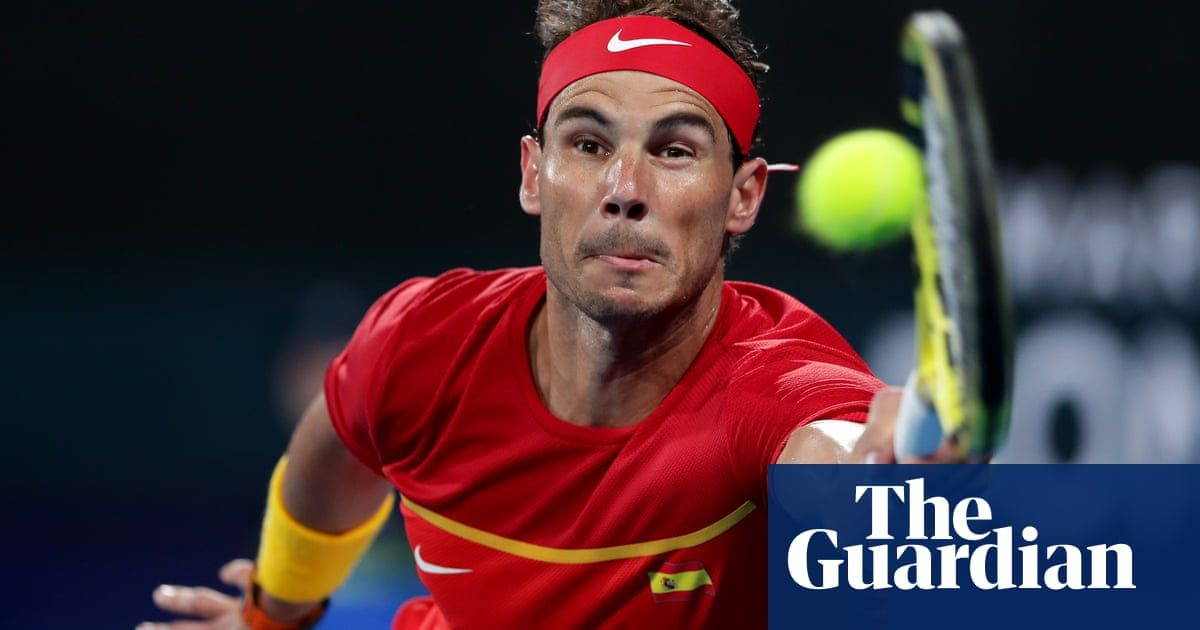 Rafael Nadal Says Tennis Has Room For Only One Team Competition The Spaniard Said The Davis Cup And The Atp Cup Mus In 2020 Davis Cup Tennis One Team Rafael Nadal