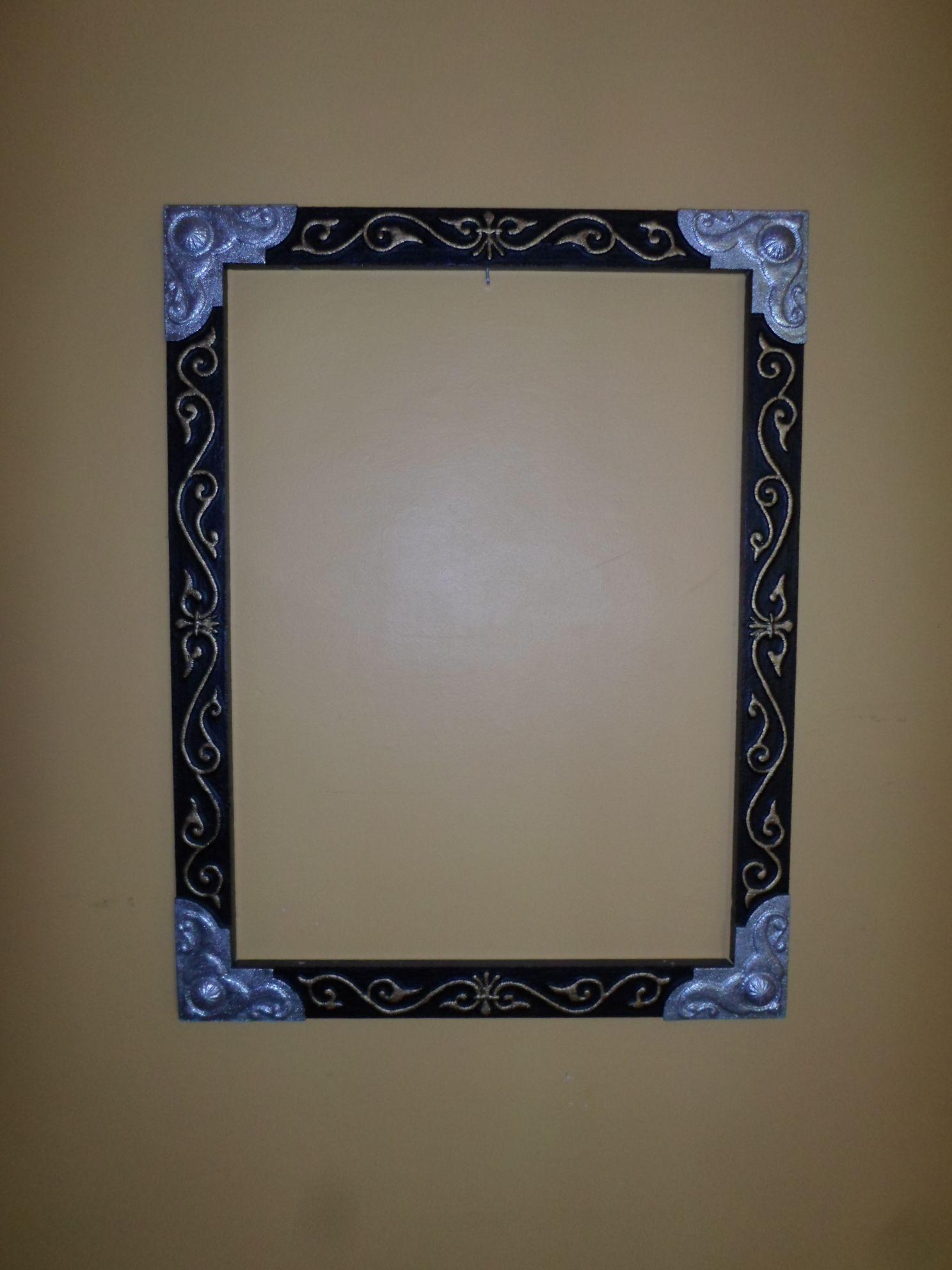إطار مرآة أو صورة Home Decor Decor Frame