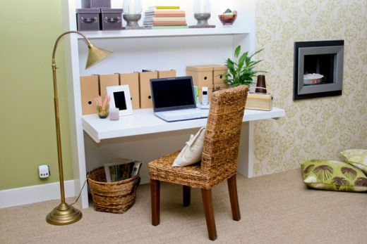 Home Office Decorating Ideas for Combining Function and Style