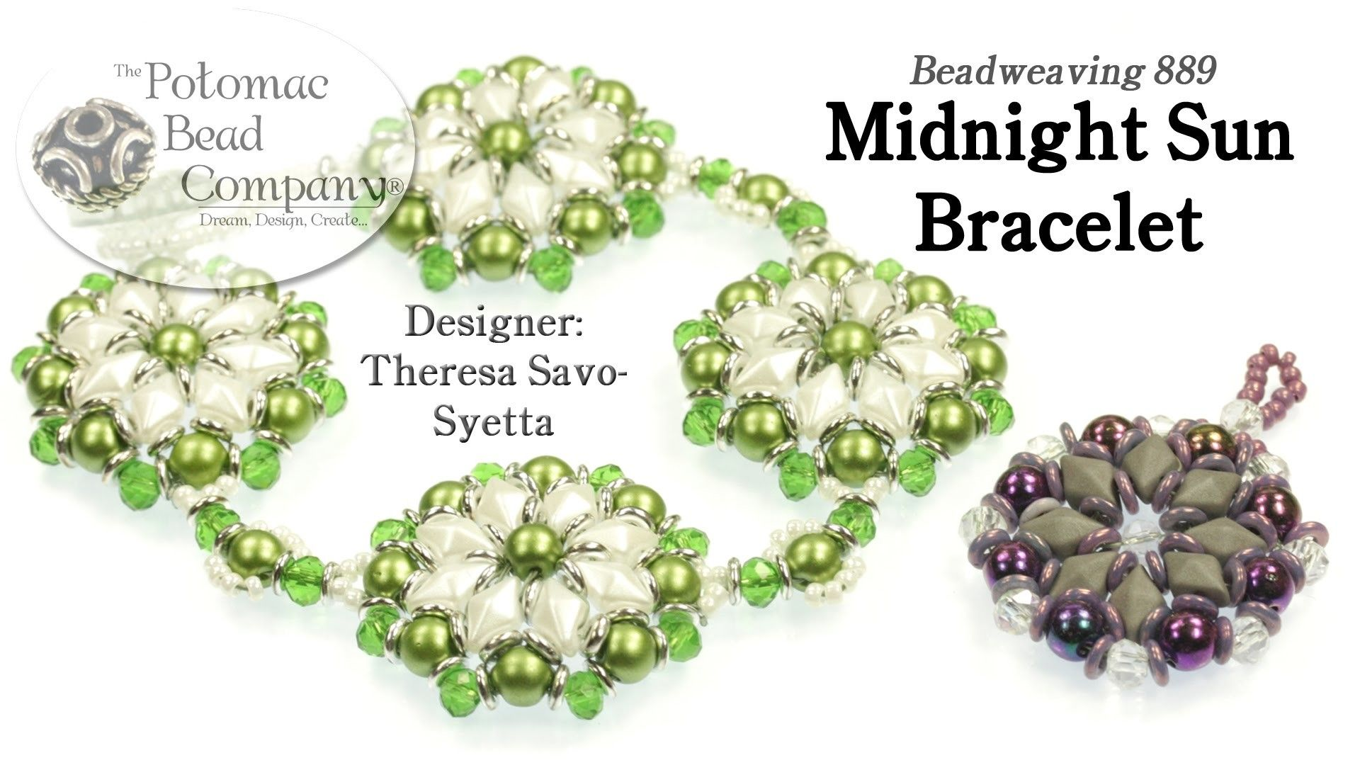 Midnight sun bracelet tutorial diy pinterest midnight sun