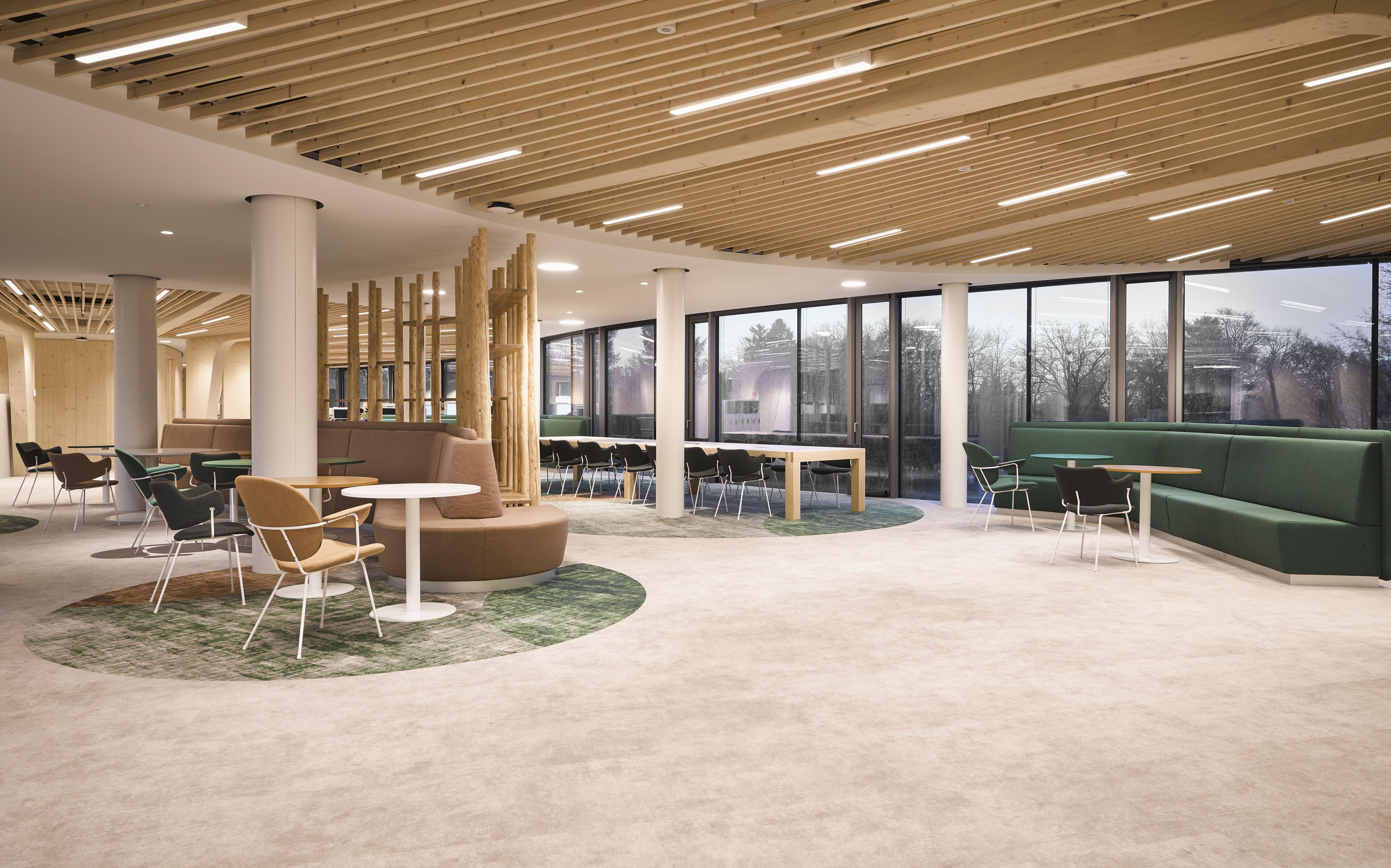 Triodos Bank Landgoed De Reehorst In 2020 Architectuur Architectenbureau Interieur