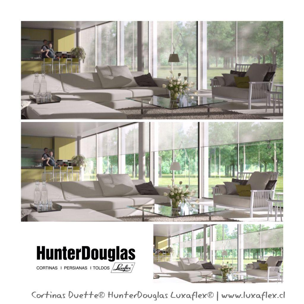 ✔️ Decorar no sólo es poner cortinas bonitas. Es mejorar el hábitat familiar.  www.luxaflex.cl