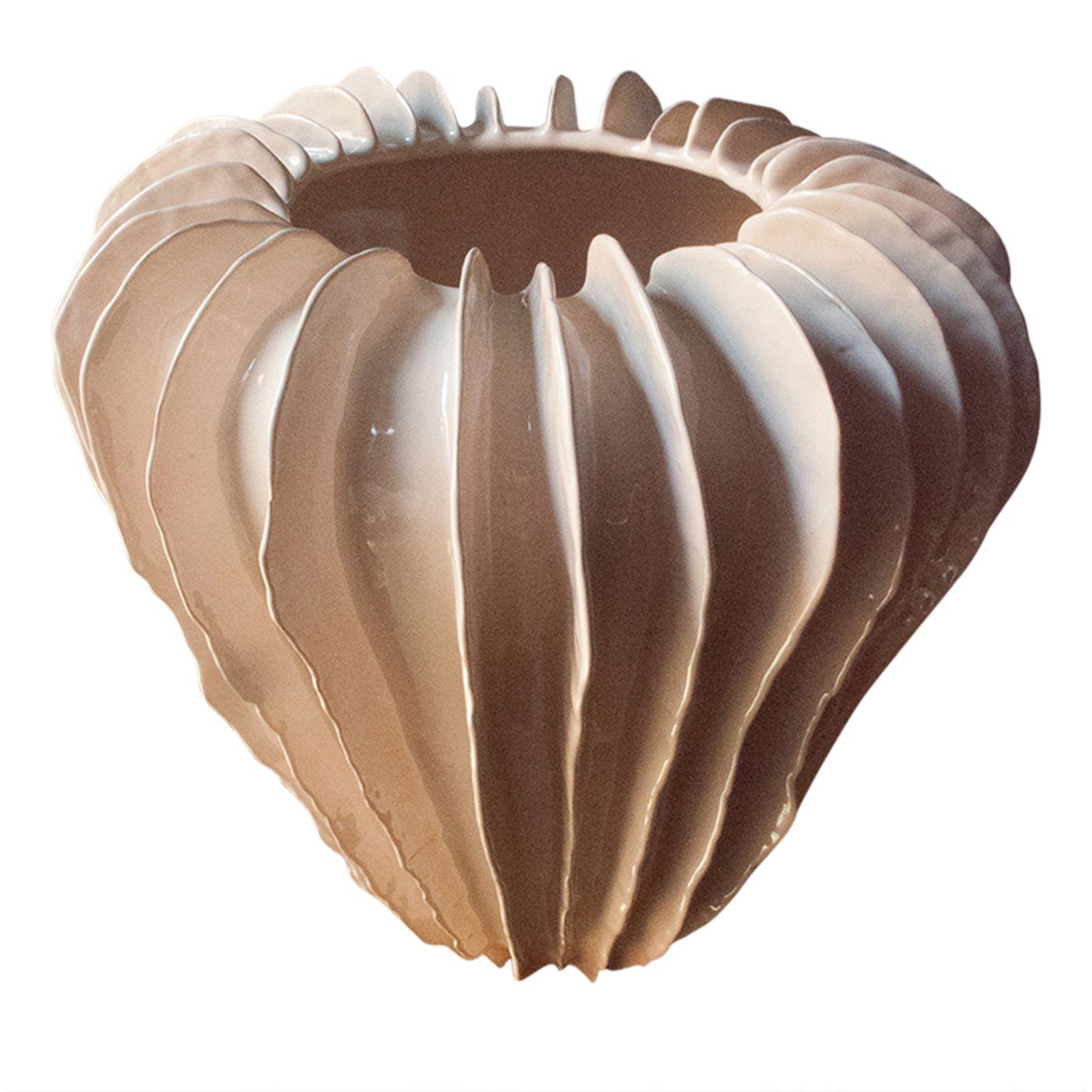 Khloris cream ceramic vase shop nb milano online at artemest khloris cream ceramic vase shop nb milano online at artemest reviewsmspy