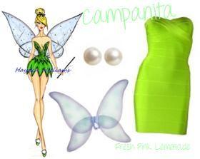 Disfraz Campanita, #Halloween