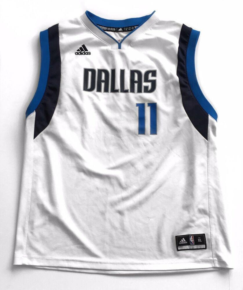 buy popular eda93 7e2ca Adidas Dallas Mavericks Monta Ellis No. 11 Youth XL Jersey ...