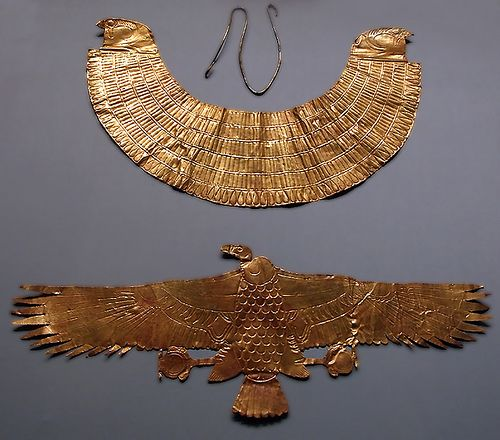 The Ancient Egyptians were the first to establish jewelrymaking as