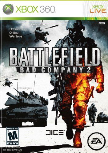 Battlefield Bad Company 2 With Images Battlefield Bad Company