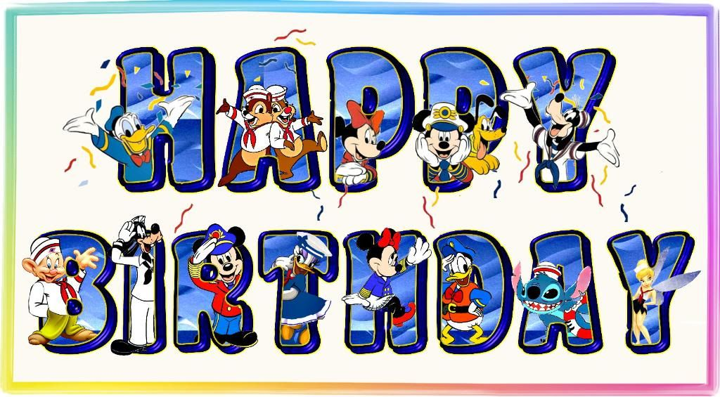Disney Birthday Meme Funny