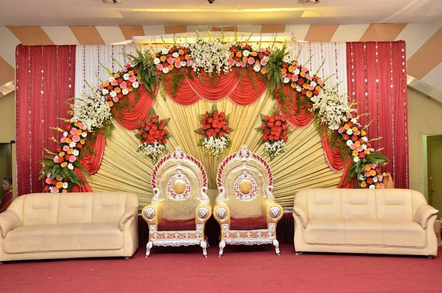 wedding stage decorations - Decoration For Wedding