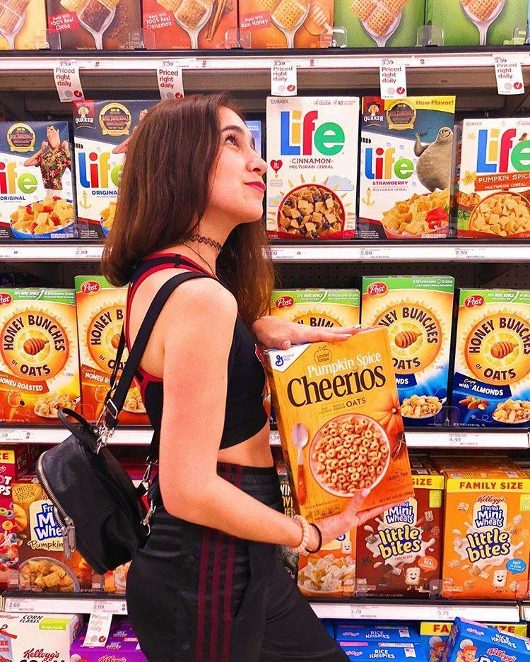 Mi Parte Favorita De Todos Los Supermercados Del Mundo Soy Fan De Los Cereales De Chocolate Y Los De Frutas Pero Siempre Que Instagram Fruta Supermercado