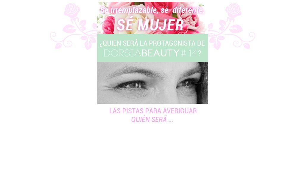 MARZO Muy pronto, la nueva imagen de Clínicas Dorsia presentará la revista de la que será portada. ¿Imaginas quién será? Una pista en la imagen. ¡Feliz mes a todas las mujeres!