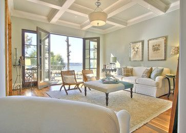 Color Case Study Go Green Rest Hardware Silver Sage Match Bm Gray Wisp Living Room Green Sage Living Room Home