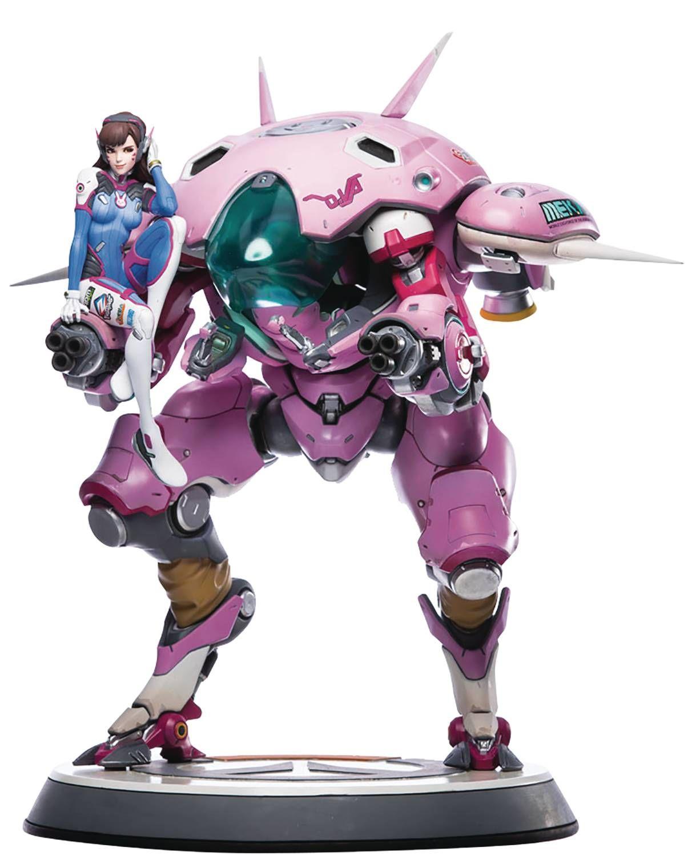 Overwatch D.VA 20 inch Statue anime figures Overwatch