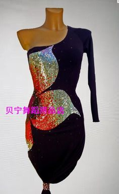 Бенин танцевальный магазин, на заказ латинский танец конкурс одежда