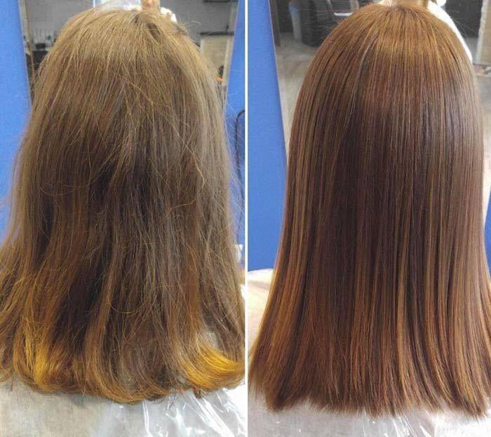 Hair Straightening Vs Hair Smoothing Differences Side Effects And Maintenance Tips Di 2021 Rambut Lurus Gaya Rambut Lurus Perawatan Rambut