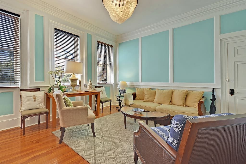 Honeydew 2 Beds/ 1 Bath Downtown On Broad St