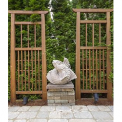 Garden trellis designs and ideas for inspiration. There are several unique trellis designs such as Japanese, Wire Trellises, Metal Trellis Wall...