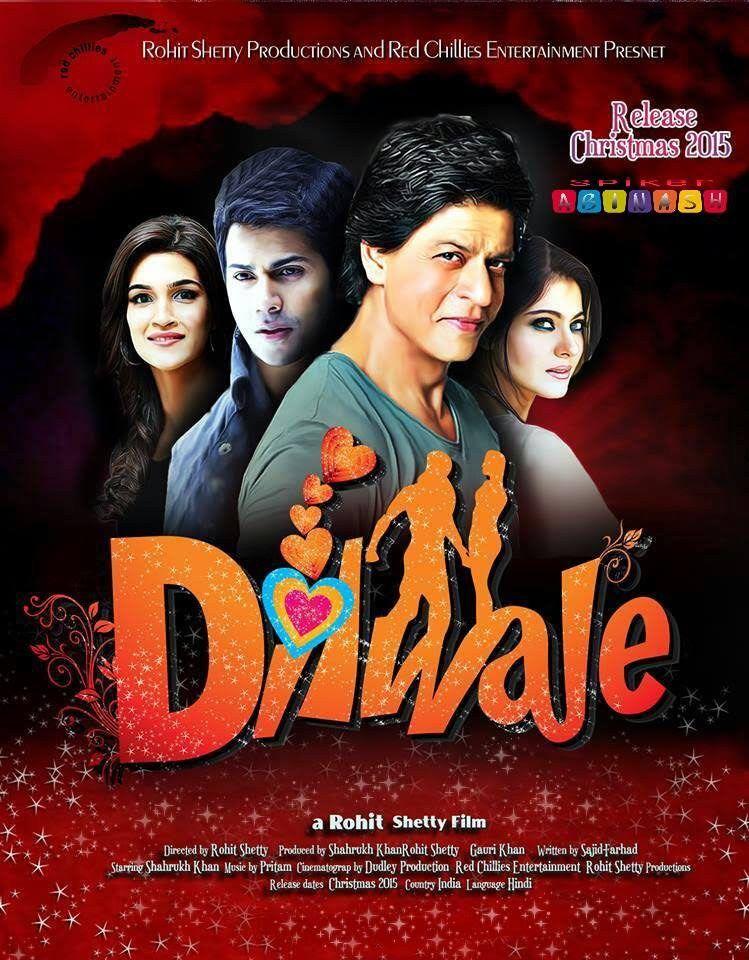 Hindi Movies Dilwale New 2015