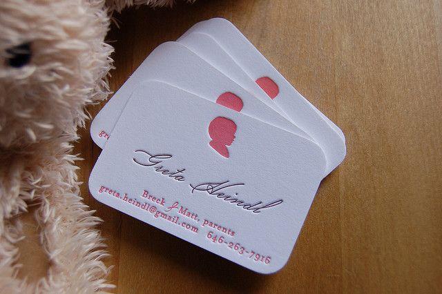 25 Classy Letterpress Business Cards | Design Inspiration | PSD Collector