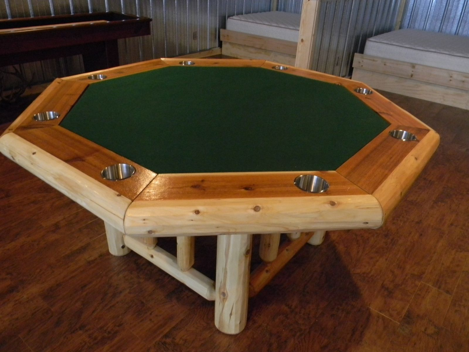 Round Poker Table Top Plans httparghartscom Pinterest