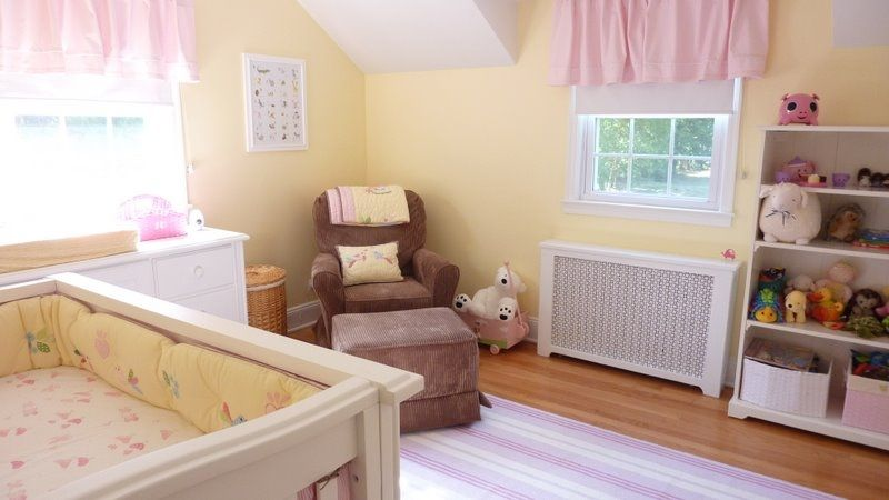 Yellow And Pink Nursery Yellow And Pink Nursery Yellow Nursery