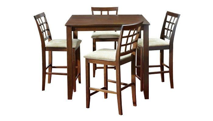 Slumberland Furniture  Loft Collection  Counter Dining Set Alluring Slumberland Dining Room Sets Design Ideas
