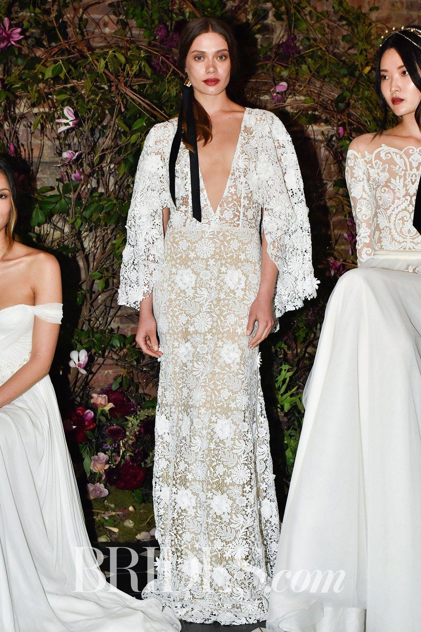 Sarah Seven Bridal & Wedding Dress Collection Spring 2018 | Brides ...