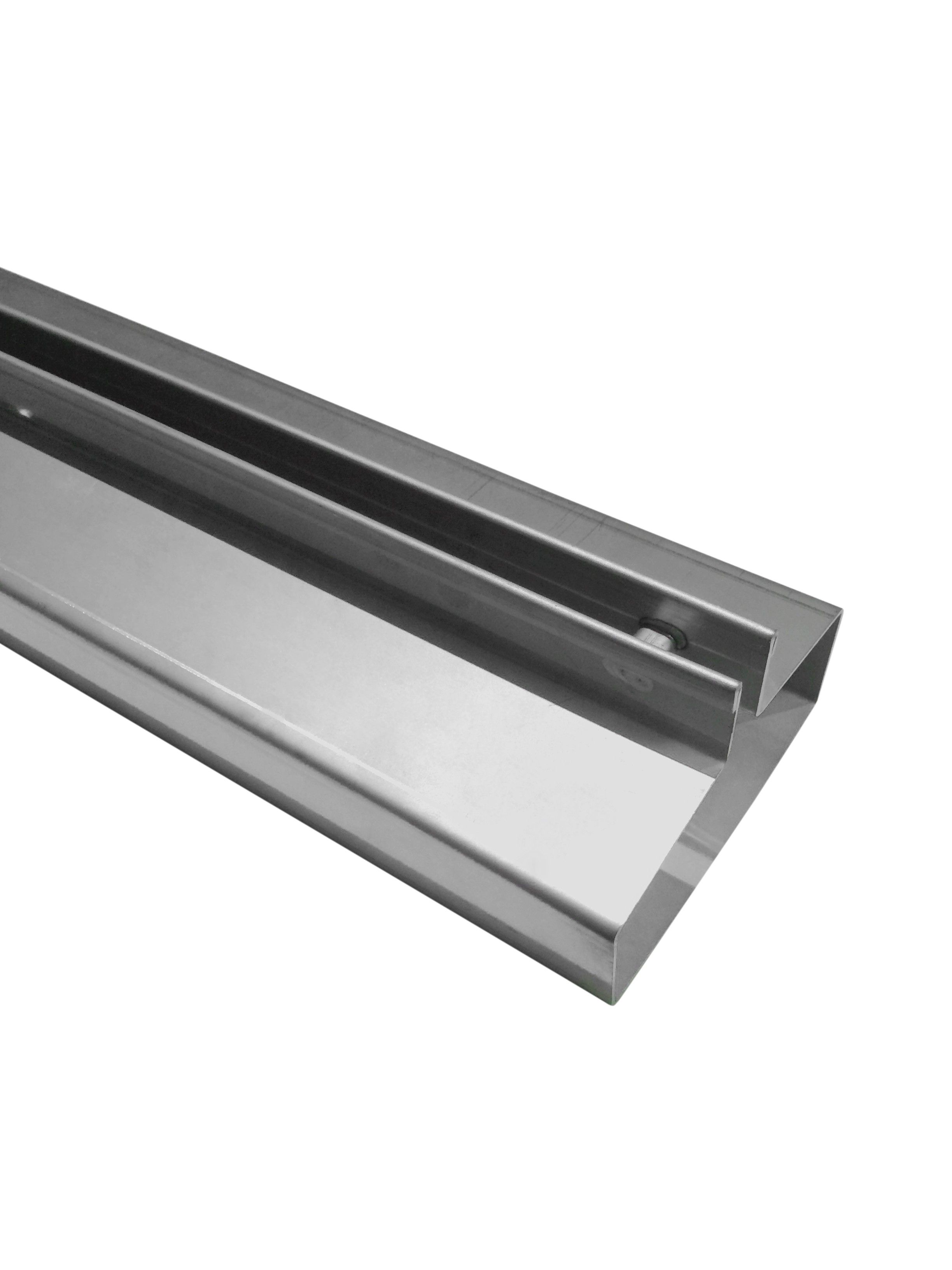 Slot Drain 1m 2m 316 Stainless Steel Linear Floor Waste Linear