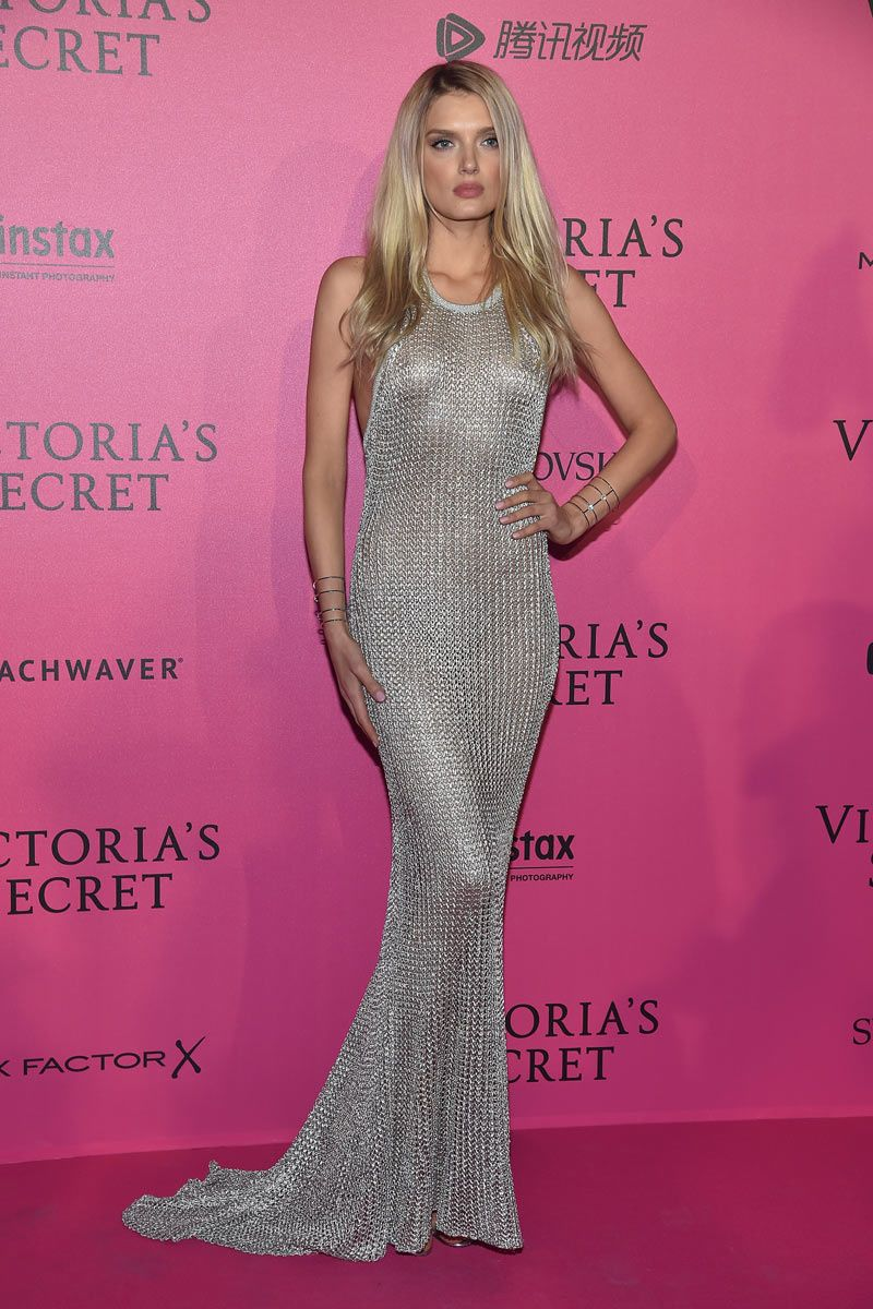 La \'after party\' de Victoria\'s Secret 2016 | Glamour, Vestidos de ...