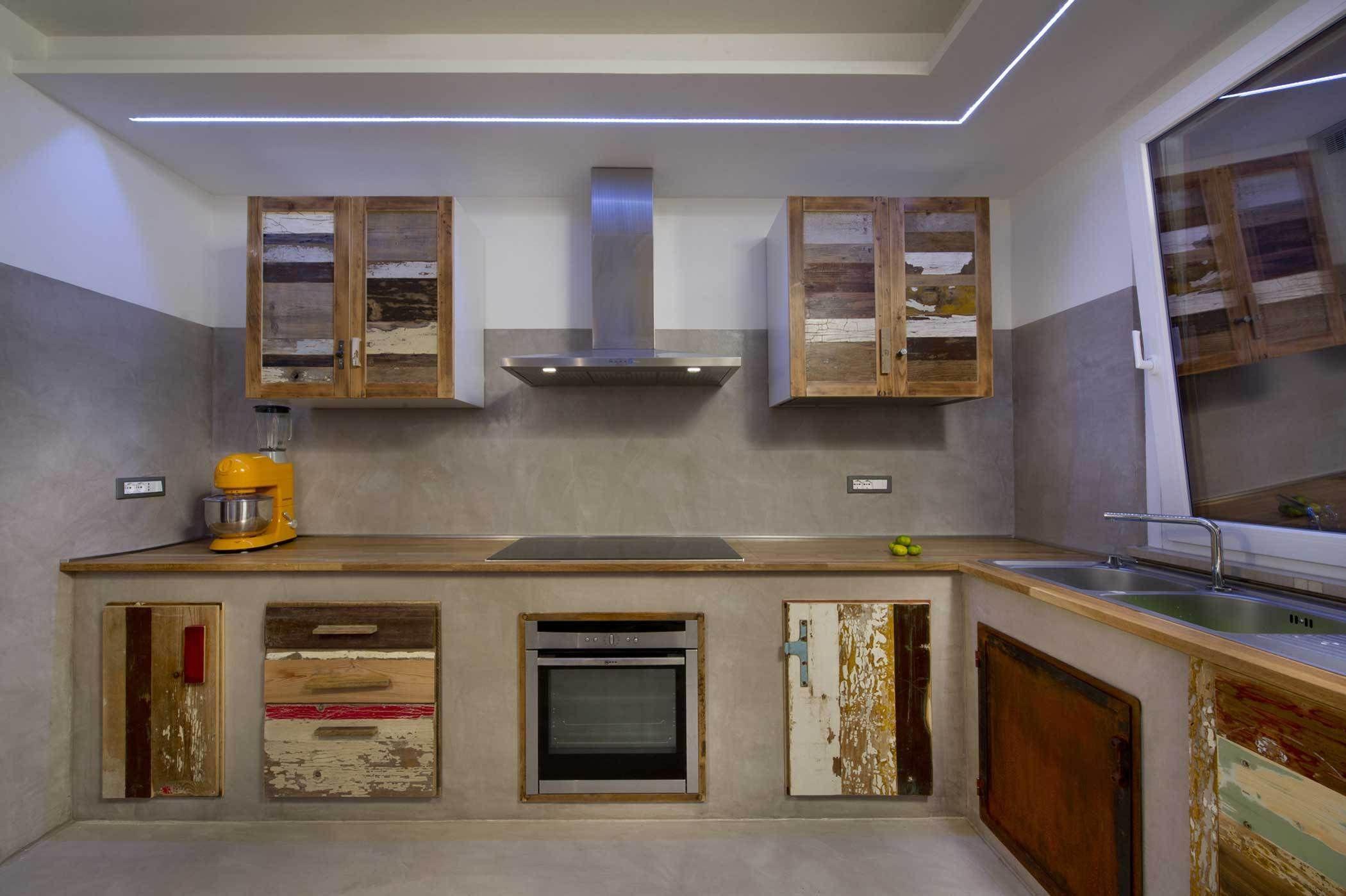 Progetta la tua cucina artigianale su misura | Laquercia21 ...