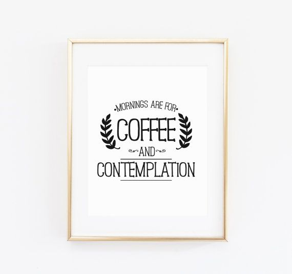 Stranger Things Mornings Are For Coffee And Contemplation Stranger