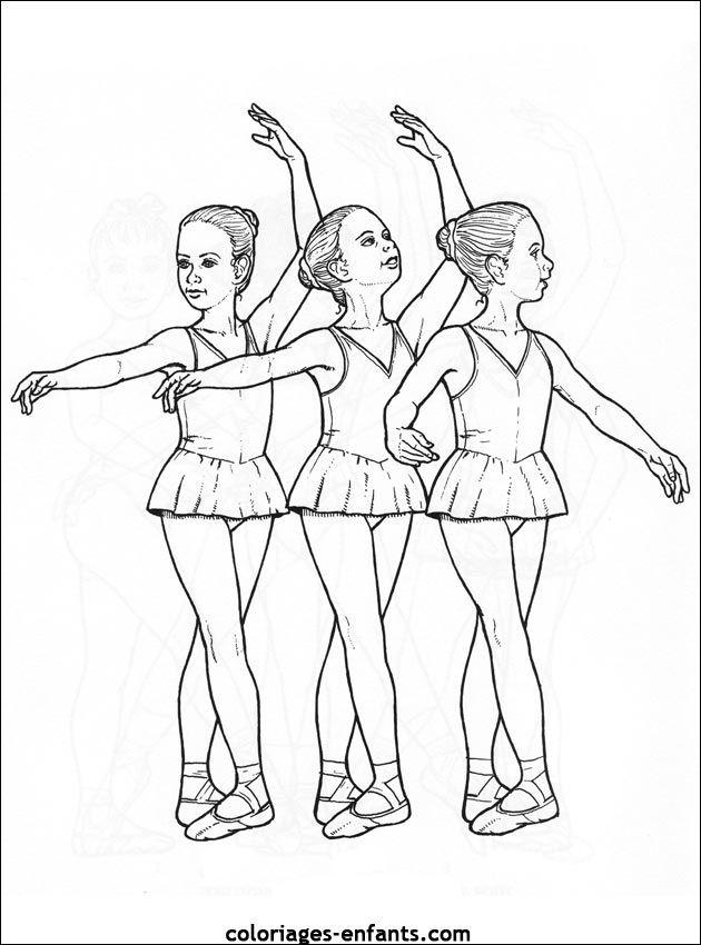 33 Dessins De Coloriage Danse A Imprimer Dance Coloring Pages Dance Images Coloring Pages