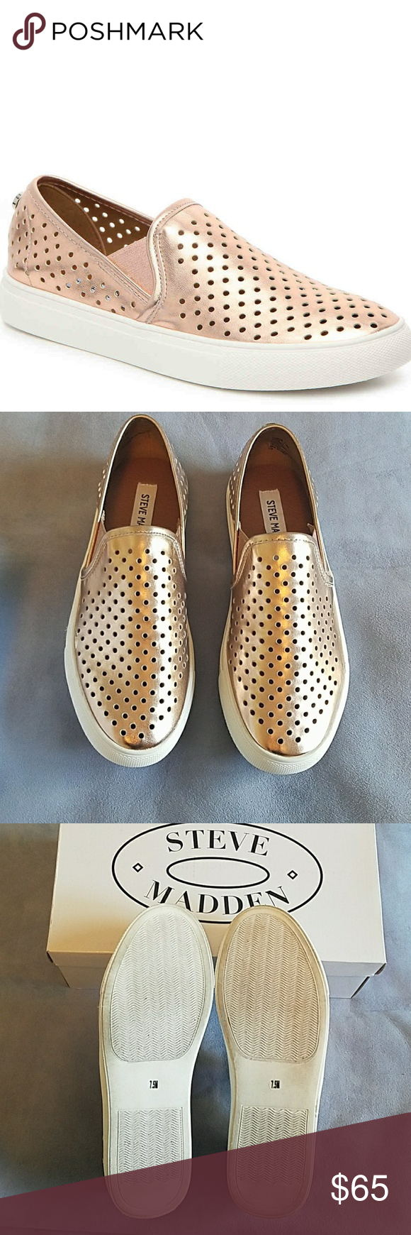 Nwt Steve Madden Owen shoes sz 7.5